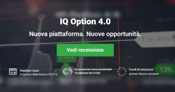 Iq Option – Nuova piattaforma 4.0